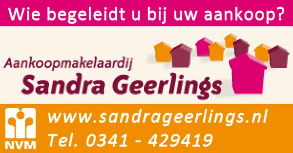 Aankoopmakelaar Sandra Geerlings